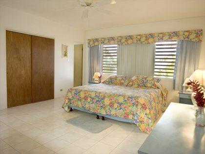 High View Villa East Wing Master Bedroom