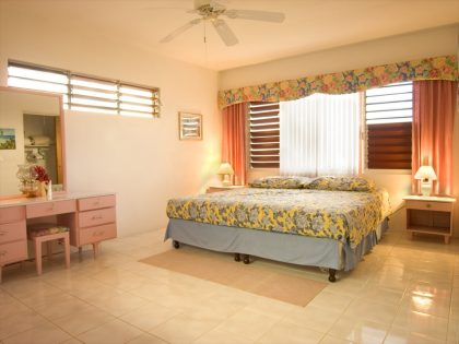 High View Villa West Wing Master Bedroom