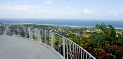 Welcome To High View Villla Balcony Ocean View